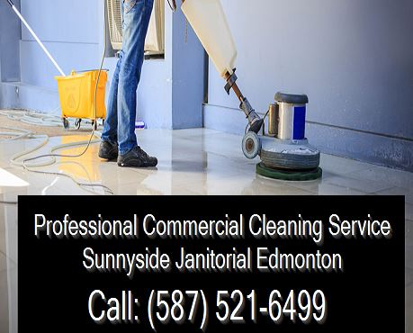 Sunnyside Janitorial Service in Edmonton, Alberta https://www.sunnysidejanitorial.ca We are a licensed and bonded janitorial service company located in Edmonton, Alberta. Our services including office cleaning, medical clinic cleaning, apartment and condo cleaning, home and residential cleaning service Sunnyside Janitorial Service in Edmonton, Alberta