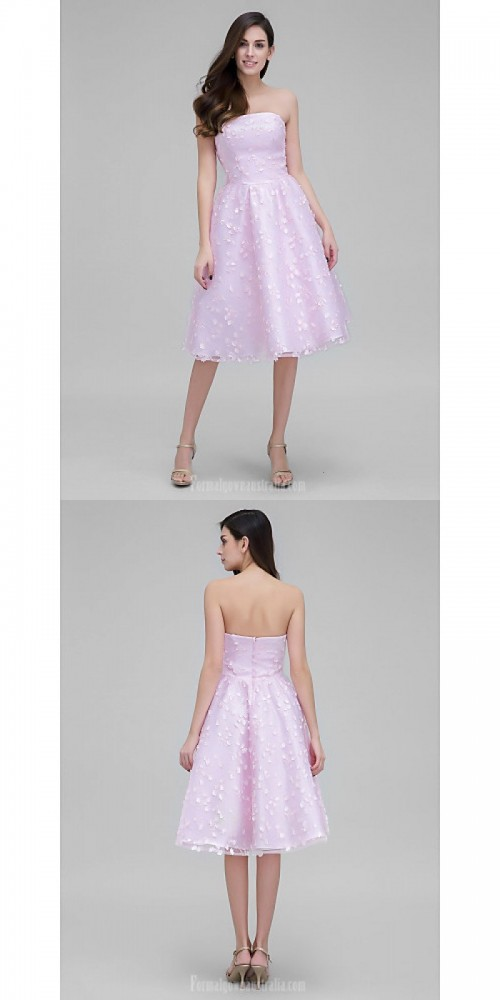 Australia-Cocktail-Party-Dress-Blushing-Pink-A-line-Strapless-Short-Knee-length-Lace.jpg